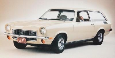 1970's chevrolet vega